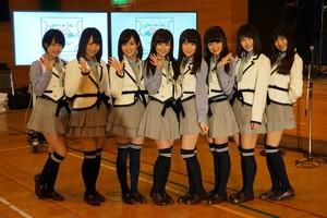 110315 ए के बी 4 8 Mini Live in Miyako City, Iwate Prefecture