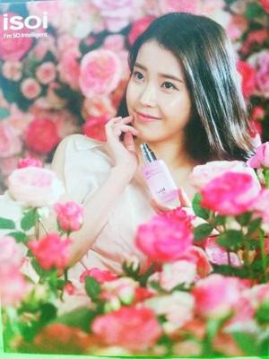 150303 IU for 아이소이 isoi unreleased фото
