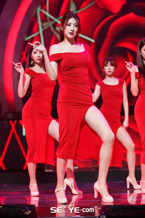 150305 Nine Muses - Hyuna Coming of Age (M! Countdown Special Stage)