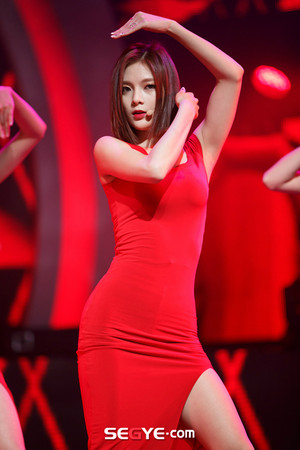 150305 Nine Muses - Sojin Coming of Age (M! Countdown Special Stage)