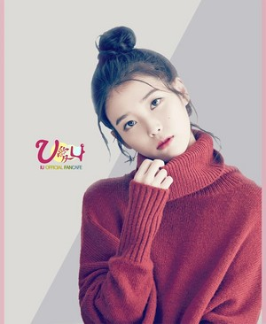 150316 ‪IU‬'s Official Daum Fancafe has updated the background