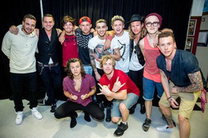 1d and Mcbusted