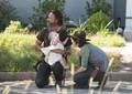 """5x12 """"Remember"""" - Behind Scenes - the-walking-dead photo"""