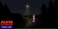 AATC: RC - Jeanette strolling at Night