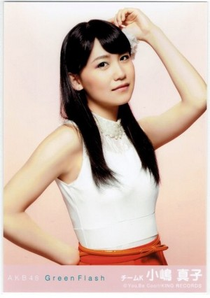 AKB48 39th Single 「Green Flash」Bonus 写真 (Kojima Mako)
