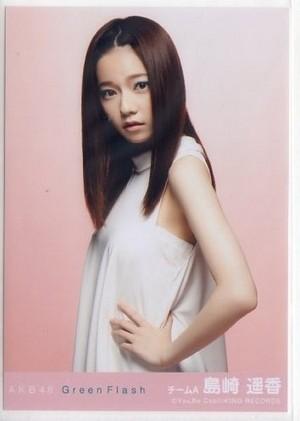 AKB48 39th Single 「Green Flash」Bonus 写真 (Shimazaki Haruka)