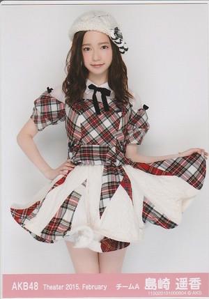 AKB48 Theater Photopack (February 2015) - Shimazaki Haruka