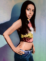Aaliyah 2000 colored picture