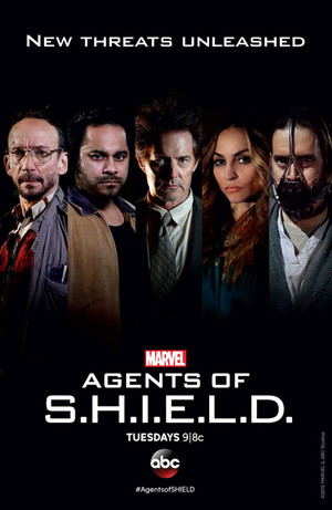 Agents of S.H.I.E.L.D. - New Poster