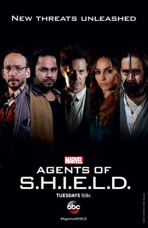 Agents of S.H.I.E.L.D. - New Poster