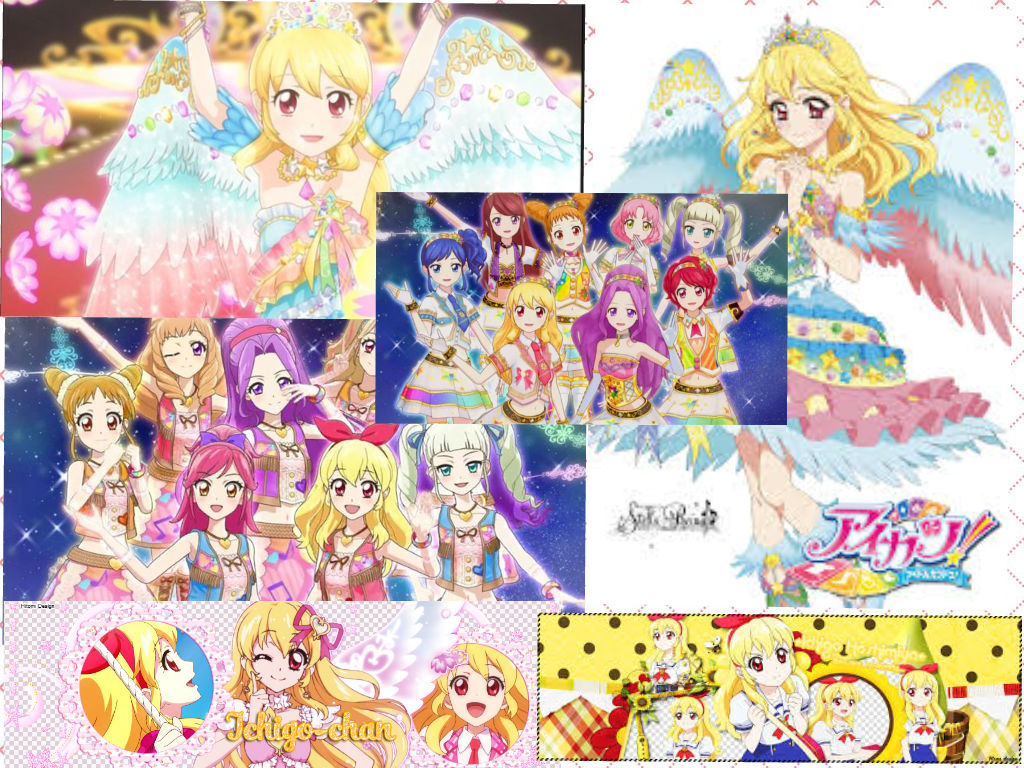 Photo Collection Aikatsu Star Anis Wallpaper