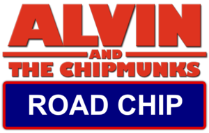 Alvin and the Chipmunks 4 Road Chip Logo