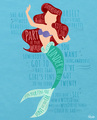 Ariel Typography - ariel photo