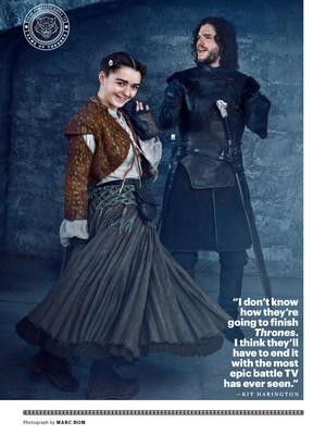 Arya Stark -EW