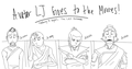 Avatar Goes To The Movies - avatar-the-last-airbender fan art