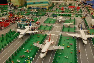 Awesome stuff builded with Legos