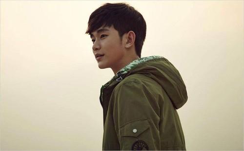 Kim SooHyun wallpaper called BEANPOLE OUTDOOR S/S 2015 Lookbook Feat. Kim Soo Hyun