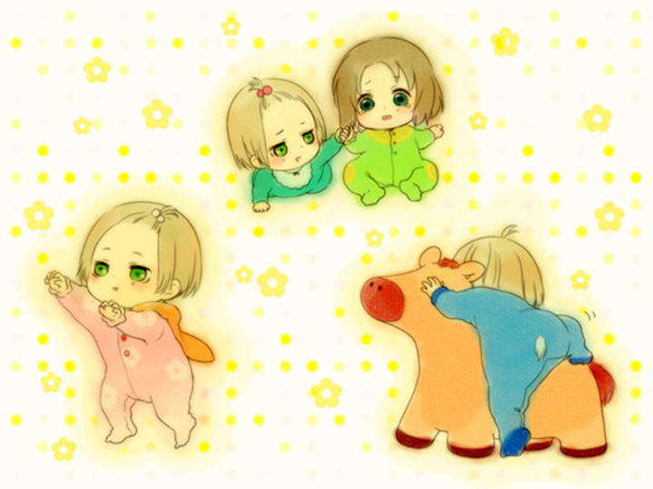 Baby Pol and Liet