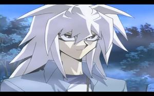 Bakura--------YU GI OH
