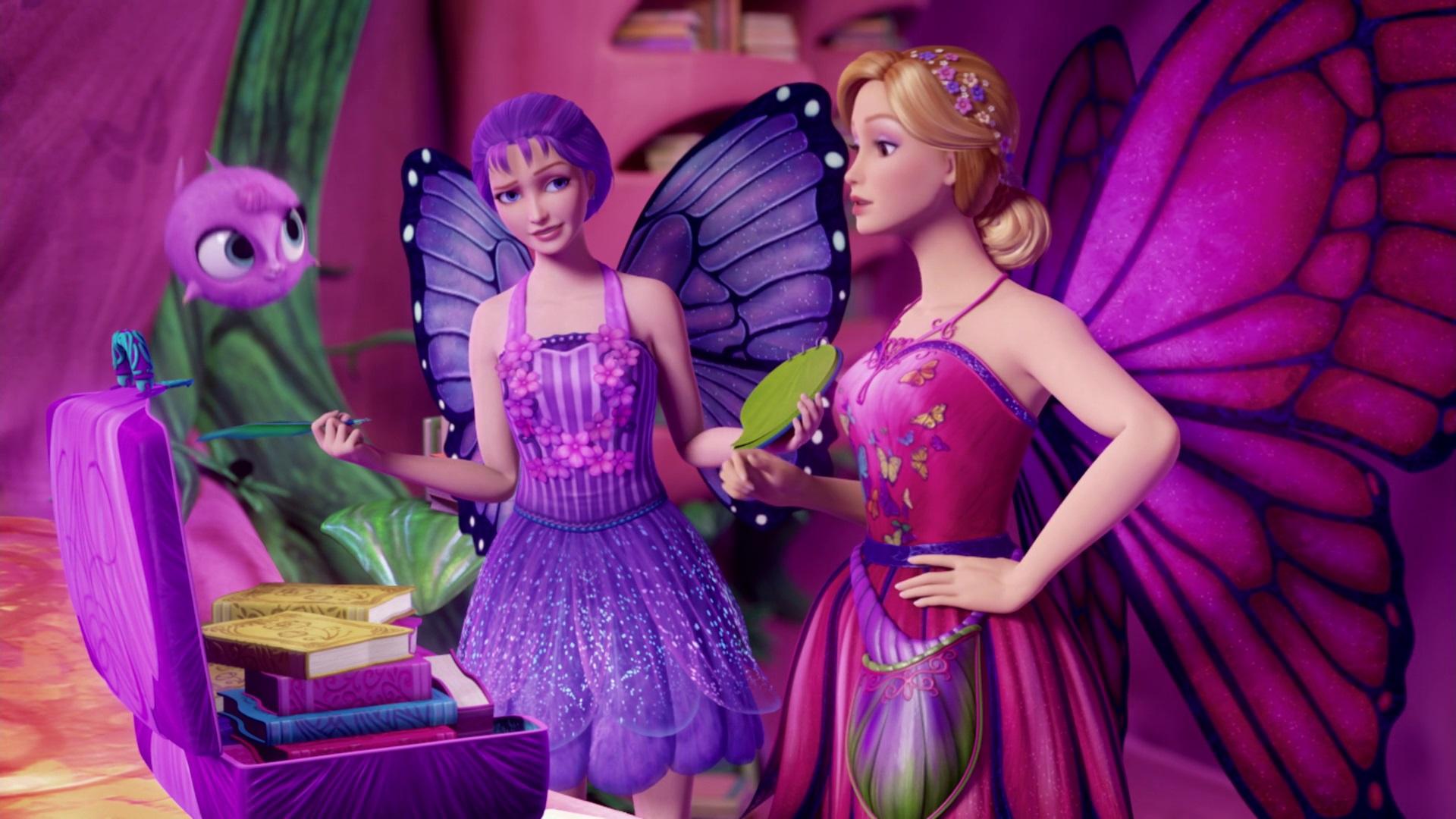 Barbie fairies wallpapers
