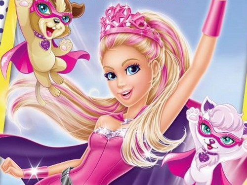 Barbie Movies wallpaper called Barbie Princess Power