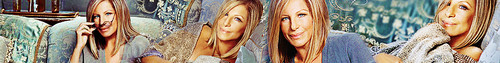 Barbra Streisand bức ảnh entitled Barbra Streisand - Banner