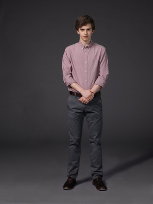 Bates Motel Season 3 Norman Bates Official Pictures