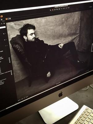 Behind the foto Shoot, New foto Shoot Coming Soon (Fb.com/DanielJacobRadcliffeFanClub)