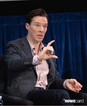 Benedict Cumberbatch - Interview