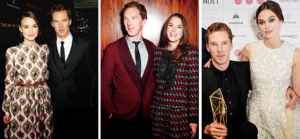 Benedict and Keira