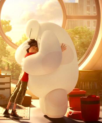 Big Hero Hug