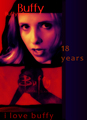 Buffy Anniversary - buffy-the-vampire-slayer fan art