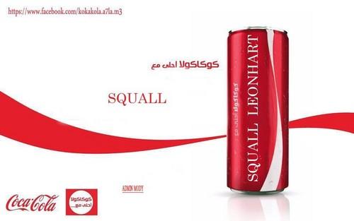 Coke پیپر وال entitled COCA COLA CAN