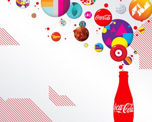 Coke wallpaper entitled COCA COLA COKE
