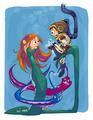 Cartoon Fantasy - fantasy fan art