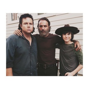 Chandler, Andrew and Josh