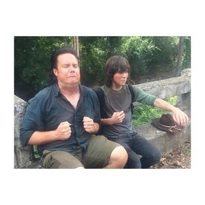 Chandler and Josh
