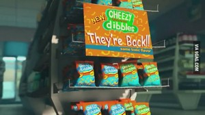 Cheezy Dibbles are Back ...