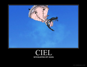 Ciel is blasting off again!