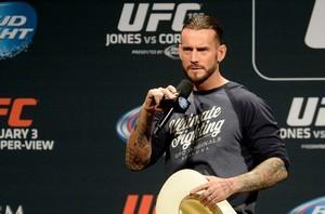Cm punk in UFC?