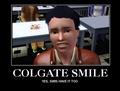 Colgate Smile - Sims version - the-sims-3 photo