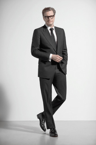 Colin Firth karatasi la kupamba ukuta with a business suit, a suit, and a two piece entitled Colin Firth
