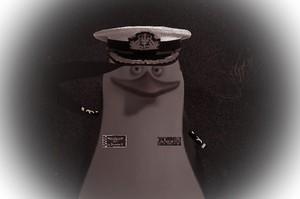 Colonel Skipper ( Skipper's grandfather's WW2 photo)