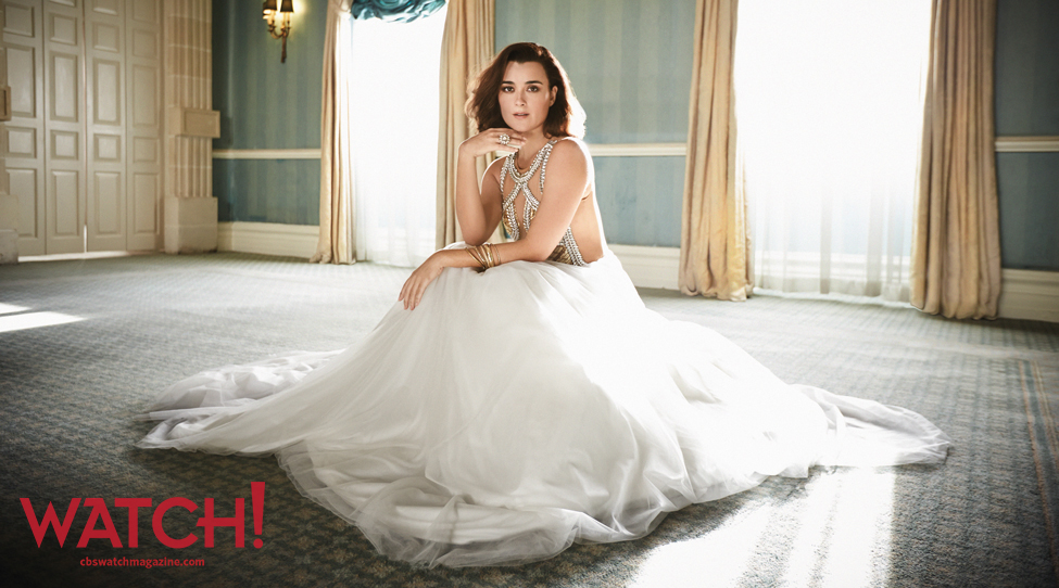 Cote de Pablo// CBS Watch Magazine 2015