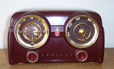 Crosley radio 1953
