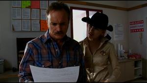 """Cute Sheriff Jimmy Fleck in """"Brutal"""""""