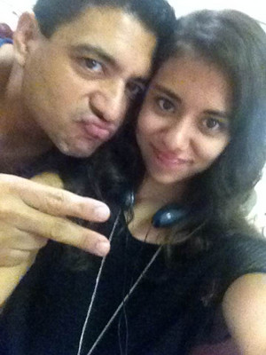 Daddy and I c:
