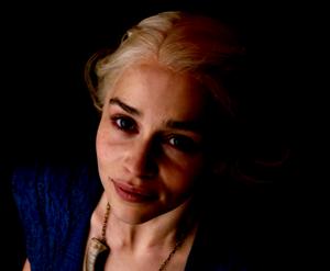 Daenerys Targaryen - Edited foto
