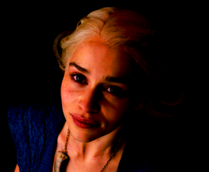 Daenerys Targaryen - Edited photo