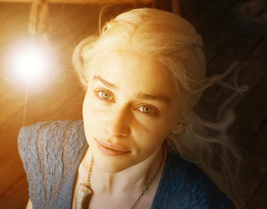 Daenerys Targaryen - Edited bức ảnh